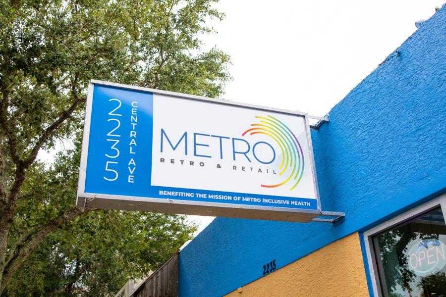Metro Retro and Retail Store