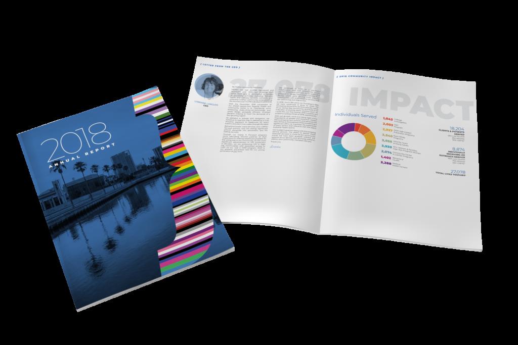 2018 Annual Report - Metro Inclusive Health