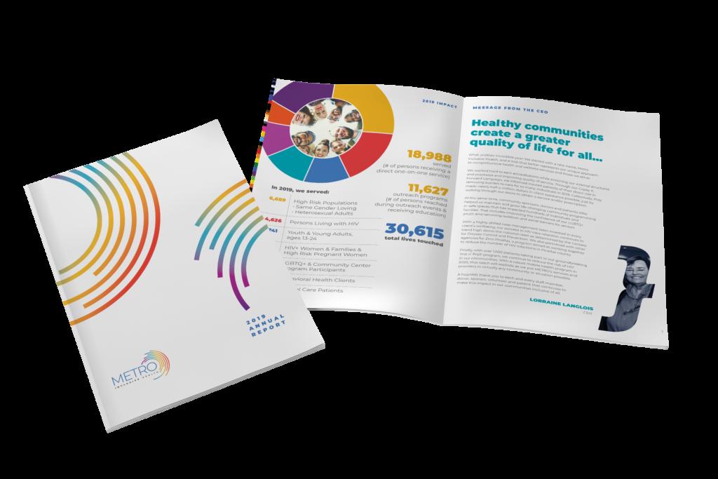 2019 Annual Report - Metro Inclusive Health