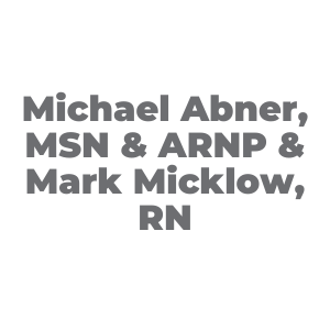 METRO Sponsor: Michael Abner & Mark Micklow