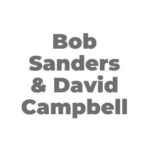 METRO Sponsor: Bob Sanders & David Campbell