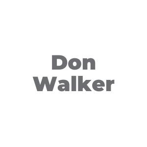 METRO Sponsor: Don Walker