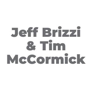 METRO Sponsor: Jeff Brizzi & Tim McCormick