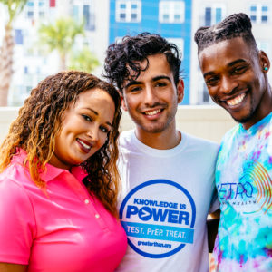 Metro Inclusive Health - Primary Care - Copay It Forward Polyamorous Triad