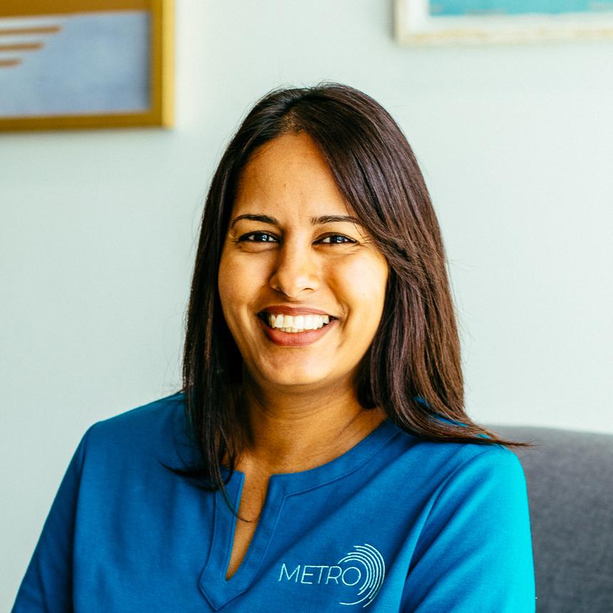 METRO COO: Priya Rajkumar