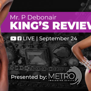 MR P. Debonair King's Review
