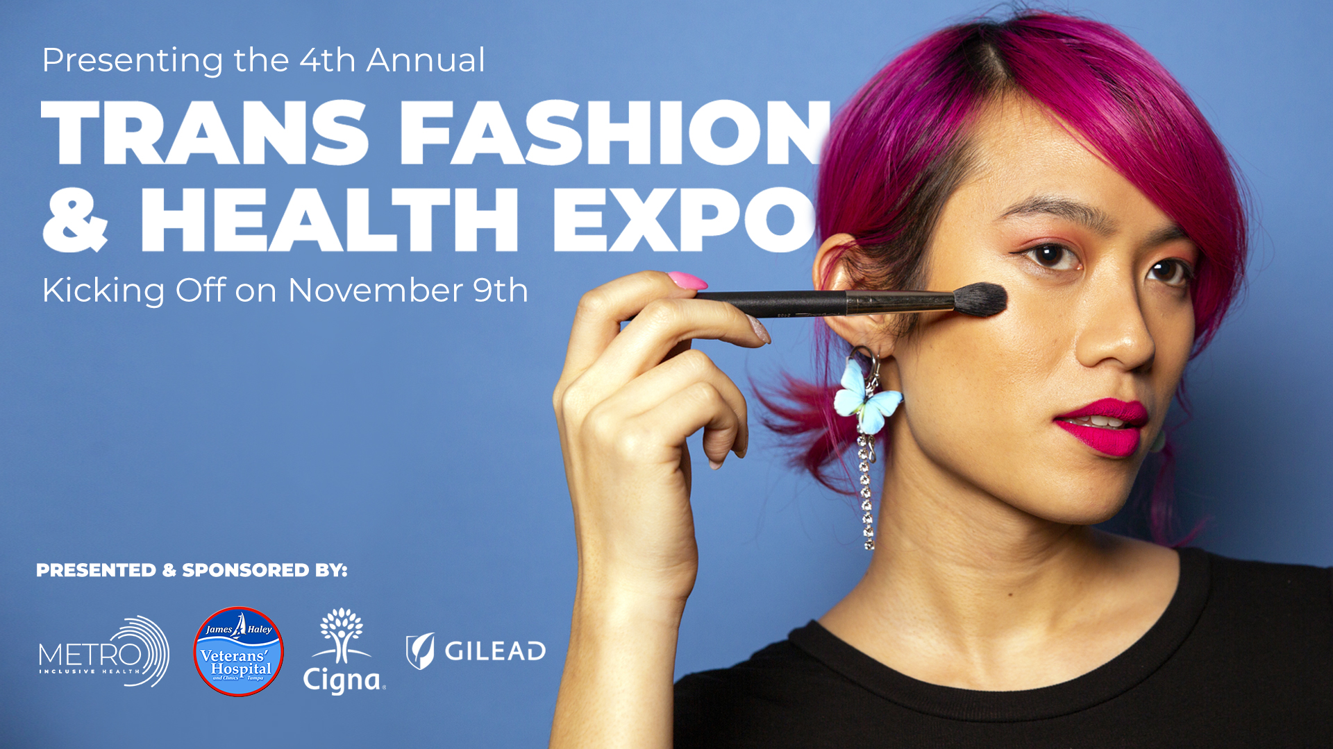 Trans Fashion & Health Expo - Presented by METRO