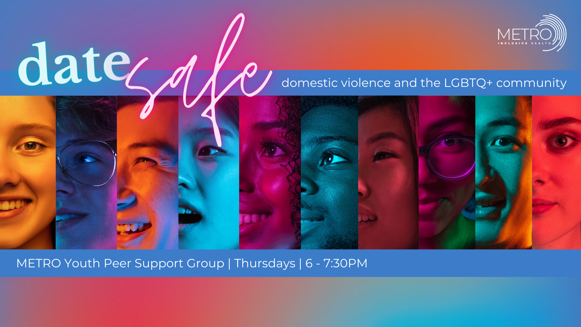 Date Safe: Domestic Violence and the LGBTQ+ Community